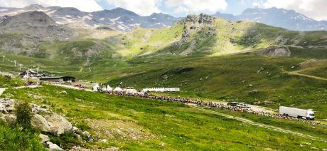 Ride the Etape du Tour with Trek Travel cycling vacations