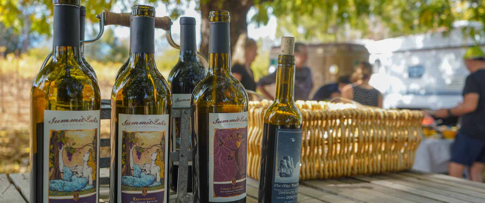 California Wine Country Bike Tour