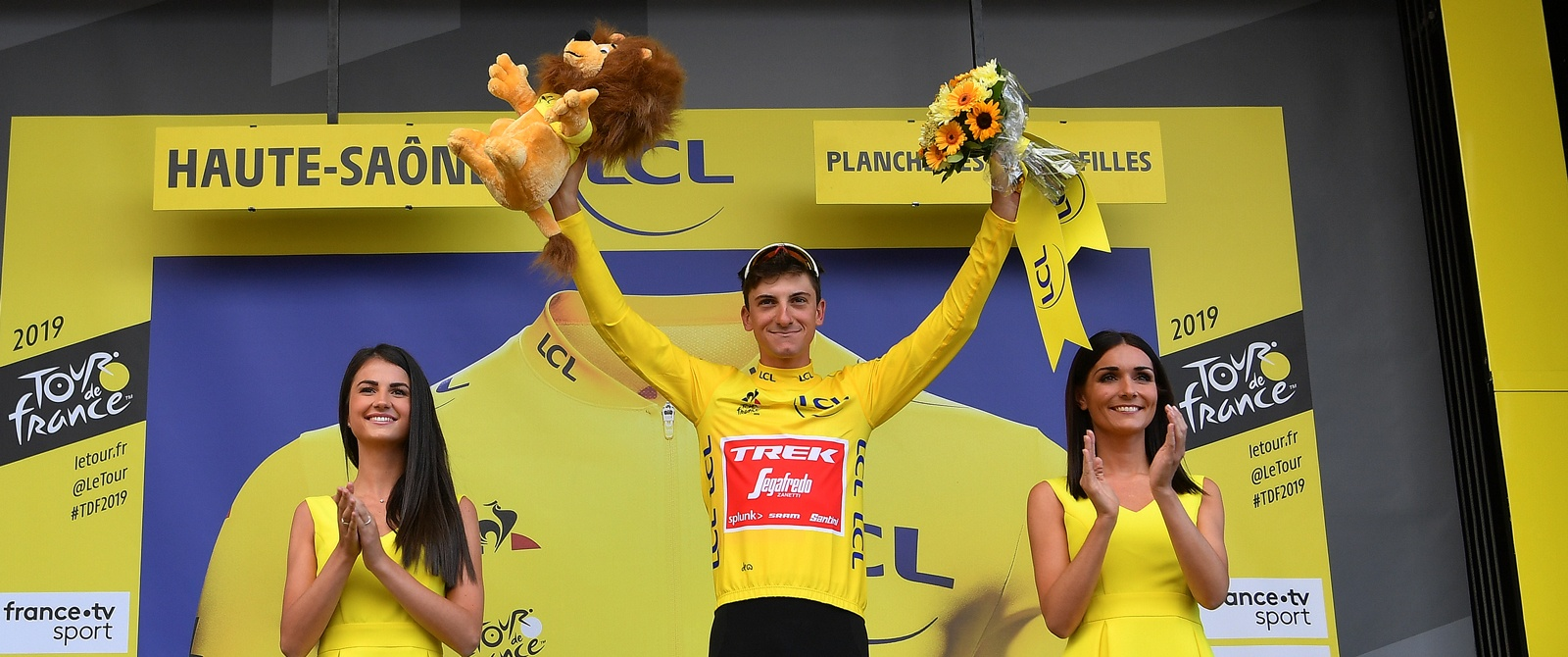 What does the yellow jersey mean in Tour de France?