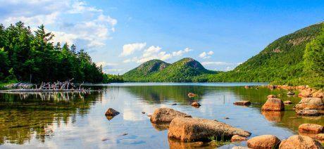 Explore Acadia National Park on a Trek Travel bike tour
