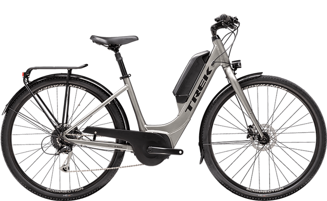 Ride a Trek Verve+ 2 electric-assist bike a Trek Travel cycling vacation and bike tour