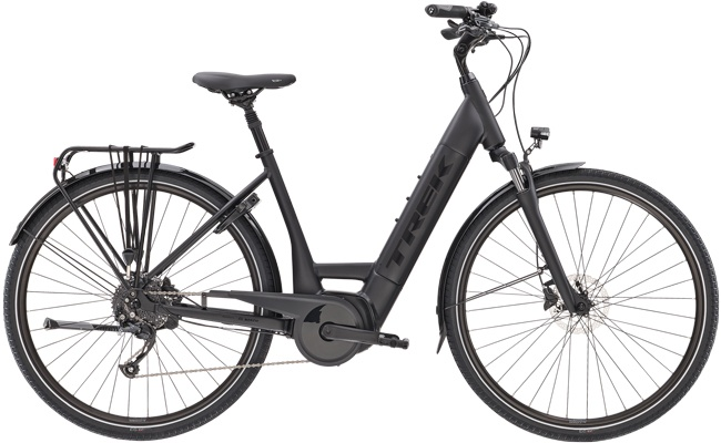 Ride a Trek Verve+ electric-assist bike a Trek Travel cycling vacation and bike tour