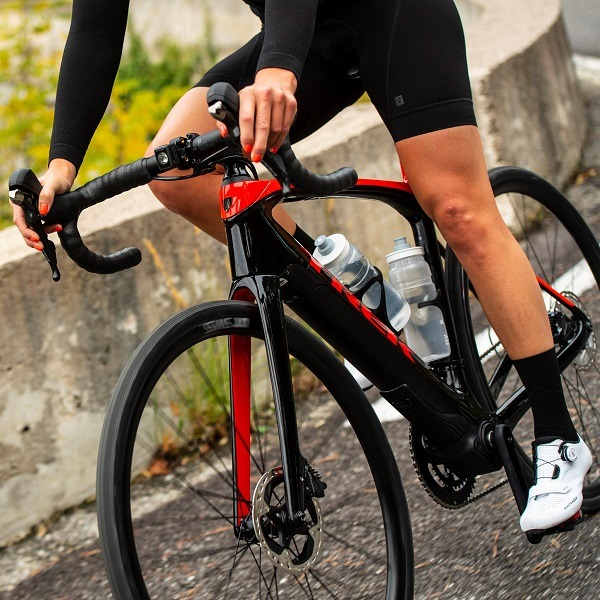 Ride the Domane+ electric road bike with Trek Travel