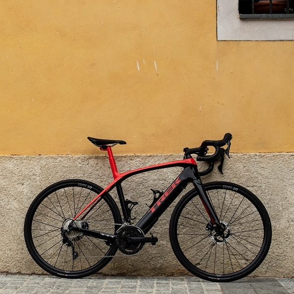 Domane+ LT by Trek