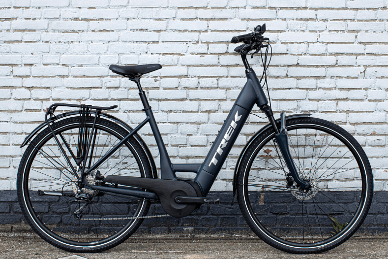 Ride a trek Electric-Assist bicycle on Trek Travel cycling vacations