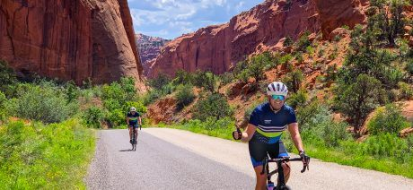 Explore Bryce and Zion National Parks with Trek Travel Bike Tours