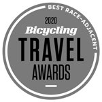 Trek Travel wins the Bicycling Magazine 2020 Travel Award
