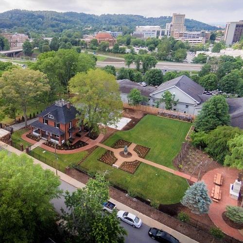 Asheville private villa vacation