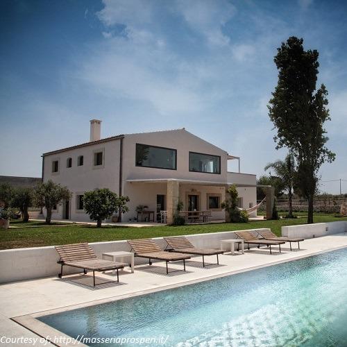 Private Villa Vacation in Puglia, Italy