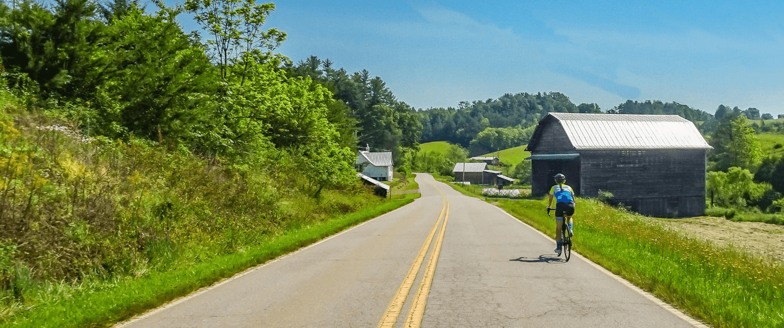 Asheville bike tours with Trek Travel