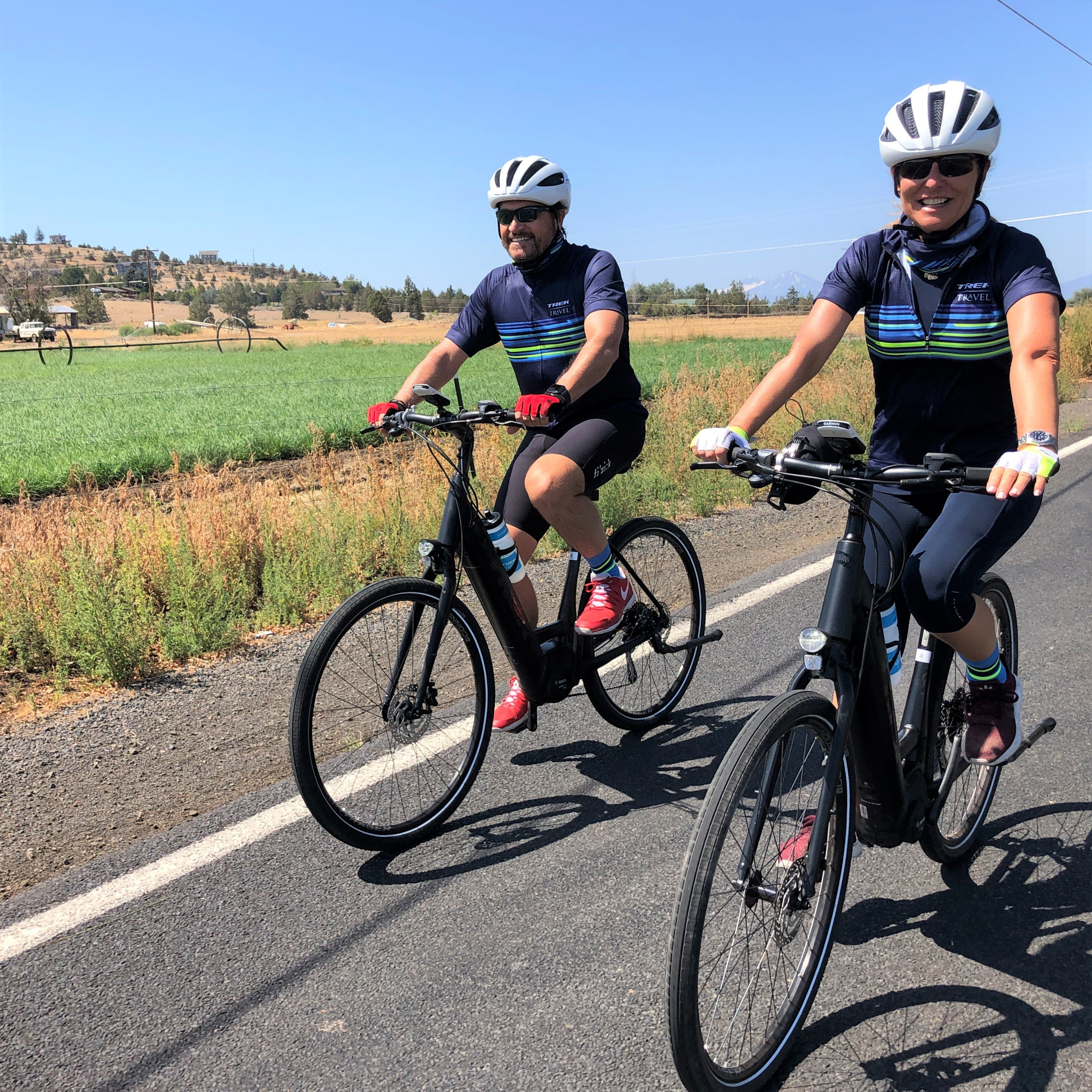 Electric Bike Tours on the Trek Verve+