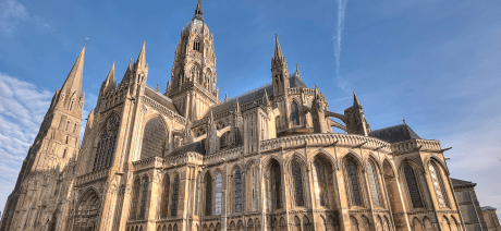 21NDSG - Bayeux Cathedral Canva - 1600x670