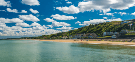 21NDSG - Normandy Beach Canva - 1600x670