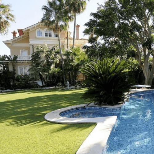 Private Villa Vacation in Barcelona