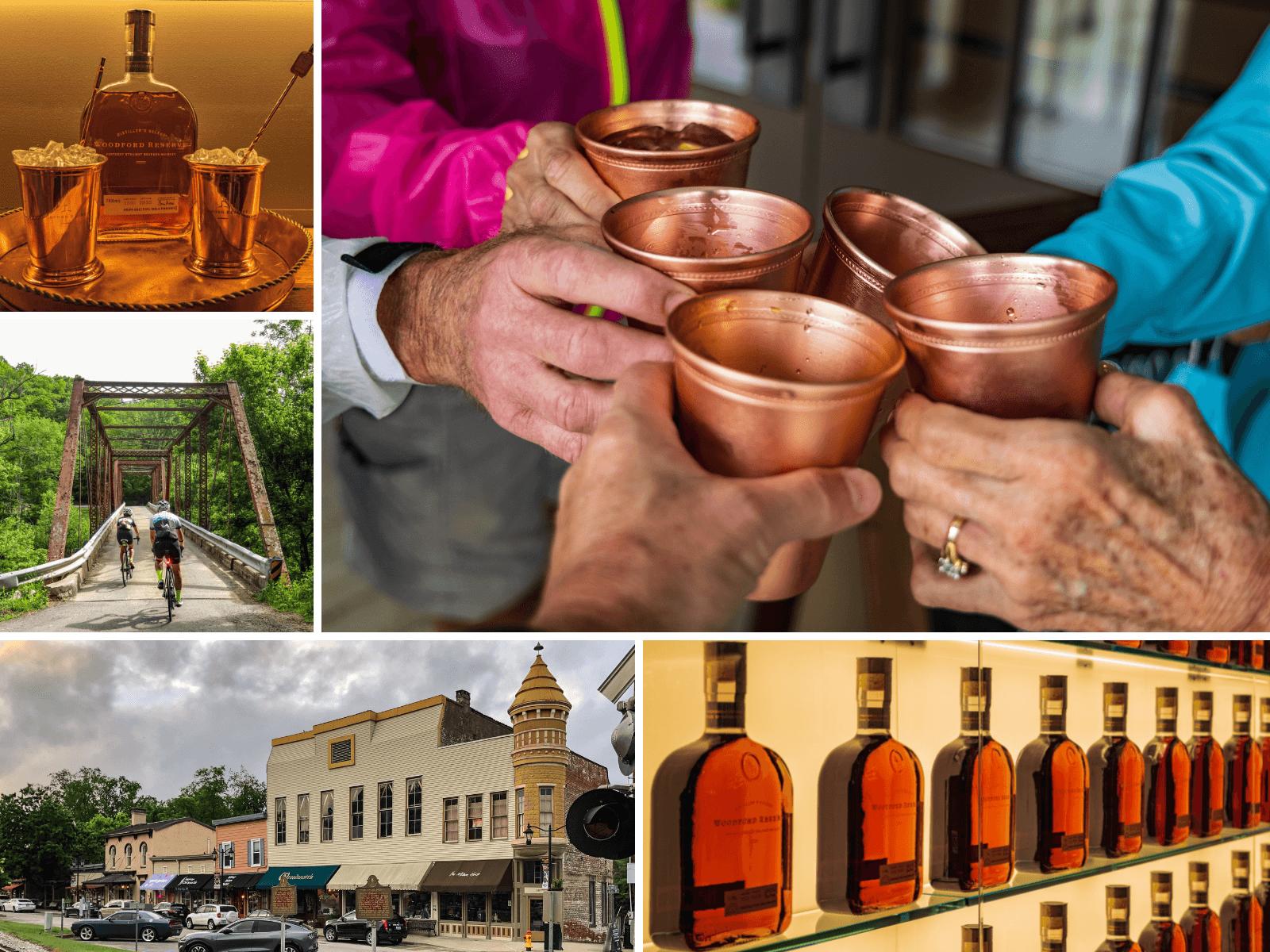 Bourbon Tasting in Kentucky